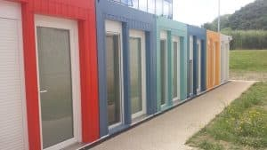 containers habitables